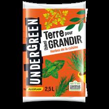 Terreau spécial herbes aromatiques - Undergreen